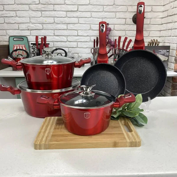 Правильный набор посуды